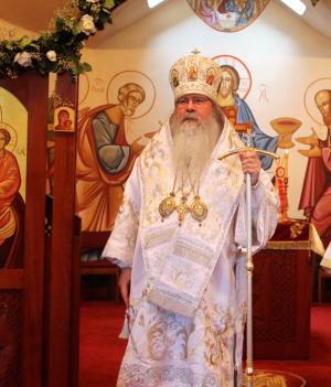 Metropolitan Tikhon, President and Board Chairman of St. Vladimir's Seminary