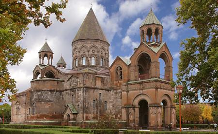 The Mother See of Holy Etchmiadzin in Armenia