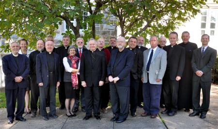 With the North American Orthodox Catholic Theological Consultation in Washington, D.C.