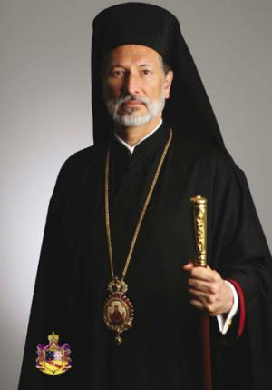 His Grace Irinejnewly elected bishop of the Eastern American Diocese, Serbian Orthodox Church