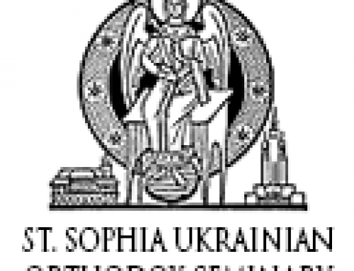 PASCHA: A Message from the Permanent Conference of Ukrainian Orthodox Bishops Beyond the Borders of Ukraine to the Clergy, Monastics and Faithful of Ukraine and the Diaspora