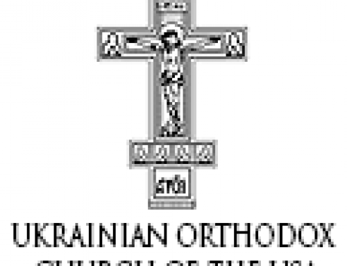 Feast of Theophany at Saints Peter and Paul Ukrainian Orthodox Parish in Palos Park, IL