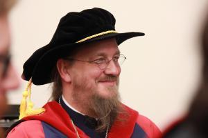 Archpriest John Behr, the Metropolitan Kallistos Chair in Orthodox Theology (photo: Mary Honoré)