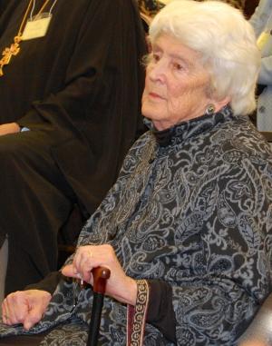 Matushka Juliana Schmemann (October 6, 1923–January 29, 2017)