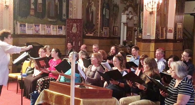 Choir in Chicago