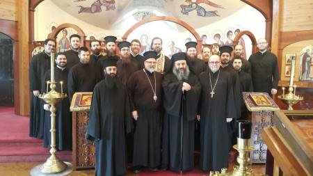 (Photo: Rev. Dn. Nektarios Ibrahim, Greek Orthodox Archdioceses of Zahle)