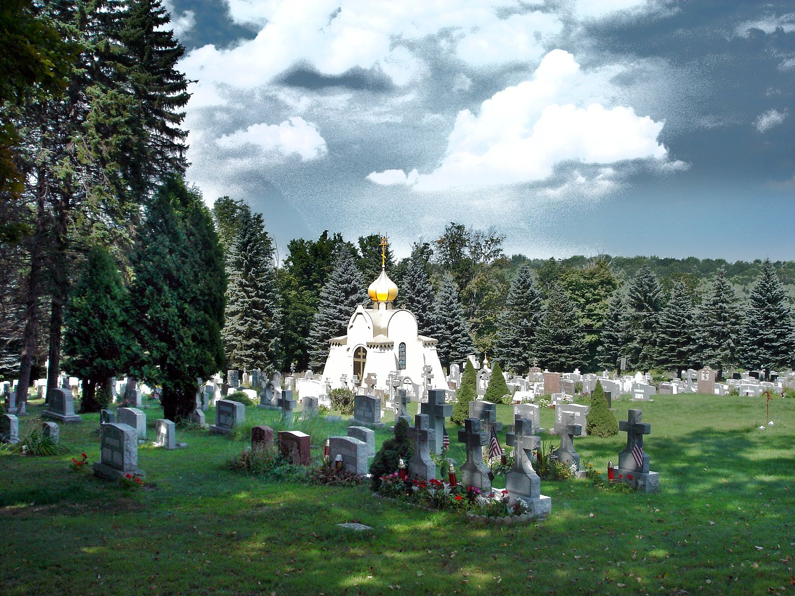St Tikhon's